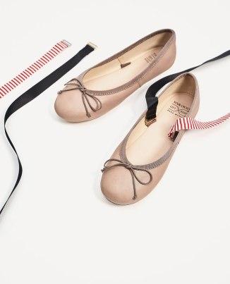 zara Balerina Malia Keana Fashion Blog