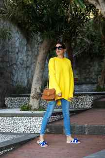 Malia Keana Cinque Terre Streetstyle Look Chloe