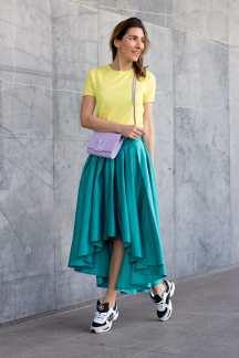 Malia Keana Louis Vuitton Bag Chanel Sneakers Blog