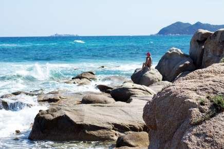 Malia keana Blog Model Stylist Sardinien