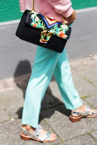 Malia Keana Blog Tropical Bag Look