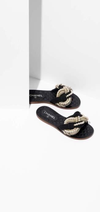 Sandalen Chanel Malia Keana Fashion Blog