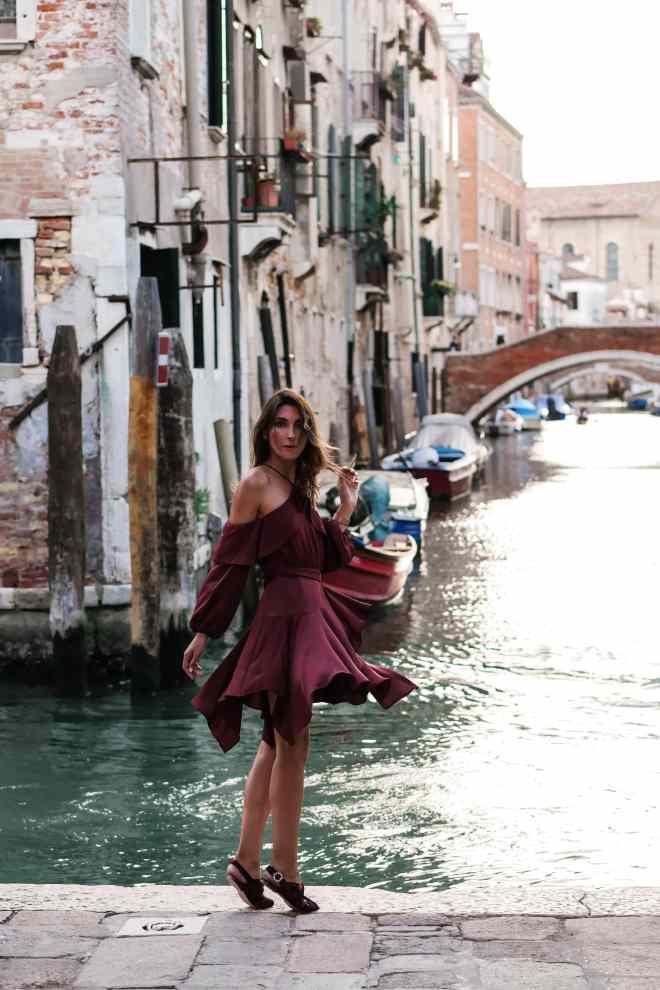 Sheike Dress Venice Malia Keana