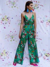 Floral Photoshoot Malia Keana Viviana Galletta Photography