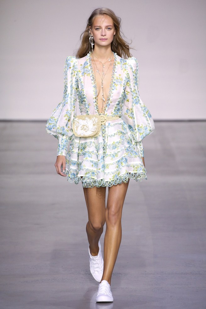Zimmermann Ready To Wear Spring 2018 Goldentime