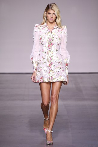 Zimmermann Ready To Wear Spring 2018 Goldentimes