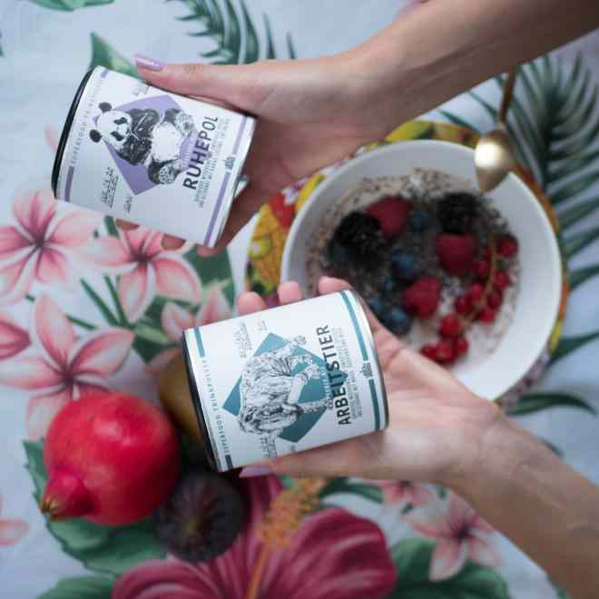 Berlin Organics Superfood Malia  Keana