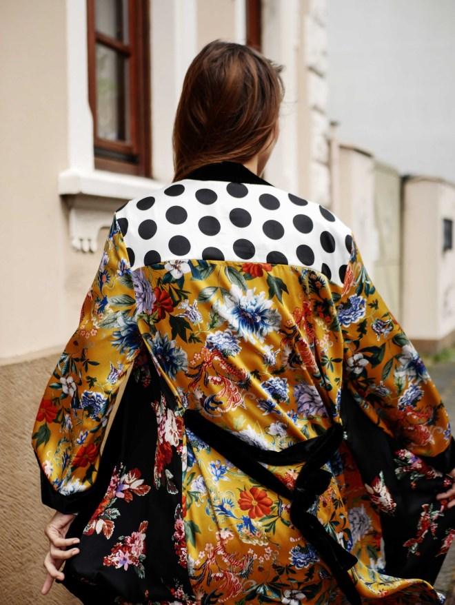 Kimonodetail